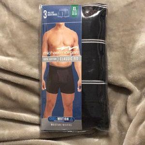 Men's Boxer Briefs- Size XL